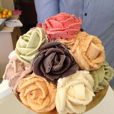 Gelato Roses ~ so beautiful!