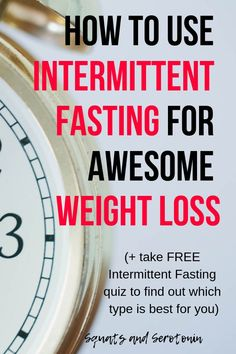 If you want to lose weight, intermittent fasting for weight loss is amazing. Here's are my top intermittent fasting for weight loss tips. Weight Loss Meals, Quick Weight Loss Tips, Weight Loss Challenge, Weight Loss Drinks, Diet Plans To Lose Weight, Losing Weight Tips, Want To Lose Weight, Weight Loss Program, Weight Gain
