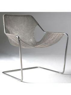 Paulistano Chair - Mesh - interior - I/OBJECT