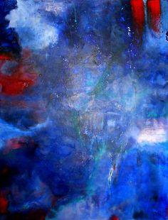 méloé peinture abstraite