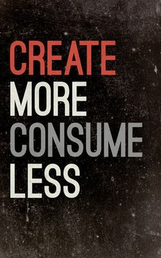 ohjappy: Create more Consume Less!