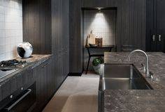 kitchen towards niche