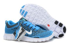 outlet store 05af6 413c9 Buy Mens Nike Free Prime Blue Royal Blue White with best discount.All Nike  Free Mens shoes save up.