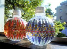 金沢の水「加賀手まり」型ペットボトル : 金沢(石川県)のお土産のまとめ~和菓子から雑貨まで~ - NAVER まとめ