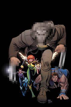 X-MEN BLUE #5Los X-MEN y su nuevo compañero de equipo investigan a los NUEVOS MARAUDERS. ¿Quienes son? ¿Y qué quieren?   Estrella invitada MS. SINISTER y toda una pandilla de naipes que no querrá perderse!
