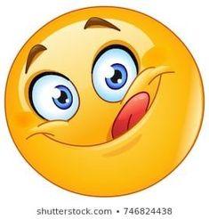 Emoticon Ilustraciones Stock, Vectores, Y Clipart – Ilustraciones Stock) Emoticon Feliz, Emoticon Faces, Funny Emoji Faces, Love Smiley, Emoji Love, Cute Emoji, Smiley Emoji, Emoji Set, Images Emoji