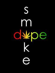 ☯☮ॐ American Hippie Psychedelic Herbal Weed ~ smoke dope