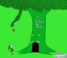 Legend of Zelda kids books :)