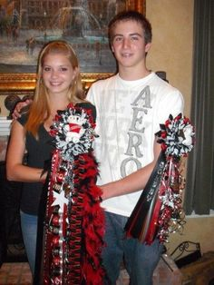 Custom Girls Homecoming Mum size Double with by stitchinmamma, $98.00