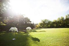 Romantic Wine Country California Wedding - MODwedding