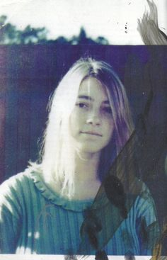 Early Kim Gordon                                                                                                                                                                                 More