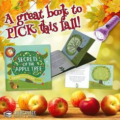 Celebrate fall with Usborne Books and More!! Order today at https://z3035.myubam.com