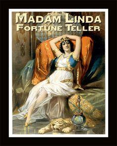 Madam Lind  Fortune Teller