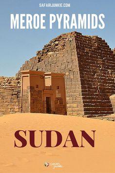 Pyramids of the kingdom of kush tripfreakz african culture meroe pyramids backpacking sudan publicscrutiny Choice Image