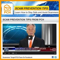 Knowing what to look out for will help keep you safe! Here's more information: https://www.youtube.com/watch?v=kcIammMzrbY…