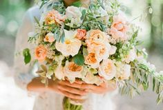Image result for spring wedding bouquets