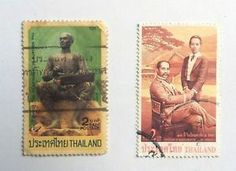 postage stamps from asia | Thailand Asia Postage Stamp Used Thai Siam Free Shipping | eBay