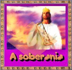 TODA  HONRA  E  GLÓRIA  AO  SENHOR  JESUS: A SOBERANIA