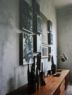 FASHION DESIGNER FRANCO SACCANI HOME