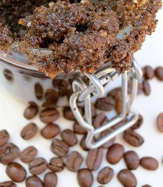 diy: mornin' coffee scrub