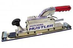 Hutchins 2000 Hustler Straight Line Sander