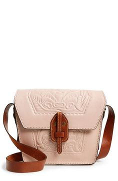 Free shipping and returns on Patricia Nash 'Tooled Rose - Marciana' Italian Leather Crossbody Bag at Nordstrom.com. Hand-tooled floral patterns amplify the old-world charm of an equestrian-inspired crossbody bag shaped from supple, vegetable-tanned leather.