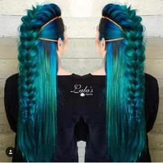 cool cool awesome Wow! Mermaid hair ... by http://www.dana-hairstyles.top/scene-hair/cool-awesome-wow-mermaid-hair/