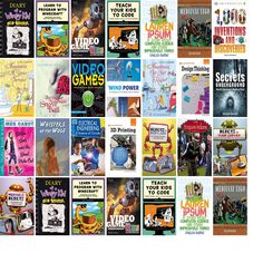 """Saturday, December 26, 2015: The Framingham Public Library has 23 new children's books in the Children's Books section.   The new titles this week include """"Diary of a Wimpy Kid Book 10,"""" """"Learn to Program with Minecraft,"""" and """"Video Game Programming for Kids."""""""
