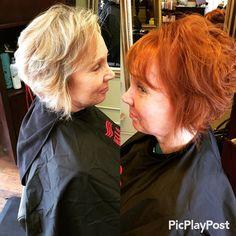 #wella #blonde #copper #color