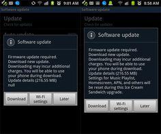 #Samsung #Galaxy S II devices get #Android #ICS upgrade! #IceCreamSandwich #Geek #Technology