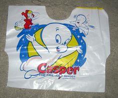 how to make casper the ghost costume