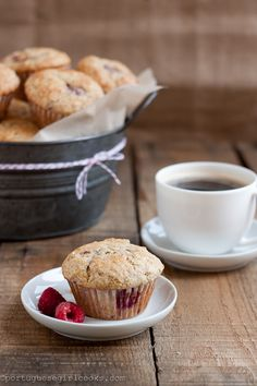 Orange-Berry Muffins.......They are light, and moist. Have a nice crunchy top, They are not too sweet, but have a wonderful tartness from the berries.
