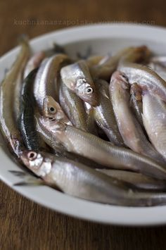 Smażone stynki, czyli co ryba ma wspólnego z ogórkiem | Kuchnia nasza polska