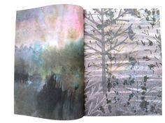 Autumn books, A Sample, An Artist's Book 2011   Syyskirjat, näyte, Taiteilijakirja 2011   Teija Puranen