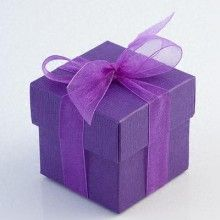 Purple square box & lid Size A small purple silk cube shaped box will look wonderful on your wedding tables Fill with little treats for your guests Purple silk square box & lid come flat packed No decoration supplied or no glue required purple Purple Wedding Favors, Wedding Favor Boxes, Wedding Party Favors, Diy Wedding, Wedding Gifts, Favour Boxes, Wedding Ideas, Wedding Colors, Wedding 2015