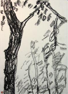https://www.facebook.com/sahong.gum Drawing (광릉수목원) 2014年, Gum-Sahong Drawing,금사홍,드로잉, 광릉수목원
