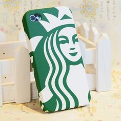 Fashion New 3D Starbucks Skin Hard Case Cover for iPhone 4S 4 Protect Case Gift | eBay