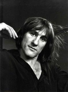 Gérard Depardieu - by Yousef Karsh