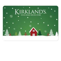$25 Gift Card | Kirklands