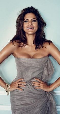 Eva Mendes | Fashion Details | Rosamaria G Frangini