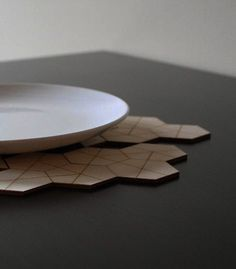Cluster geometic coasters