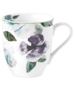 Mikasa Dinnerware, Paradise Bloom Mug