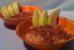 Tejberizs barna rizsből