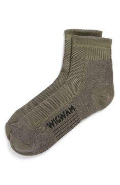 Men's Wigwam 'Cool Lite Hiker Pro' Quarter Socks
