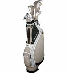 Adams Golf Idea A12OS Sandstone Ladies' Executive Petite Set (Right-Hand, Ladies' Flex) by Adams. Save 17 Off!. $499.99. The Adams Lady Idea A12 OS 8-Piece Full Set are built with ultra thin faces, perimeter weighting, and low centers of gravity throughout the set. This set of game improvement irons features improved transitional hybrids (patented) as well as hybrids that feature Velocity Slot Technology, which provides substantially more forgiveness and better launch conditions.