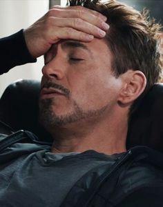 "Robert Downey Jr. as Tony Stark, ""Iron Man 3"""