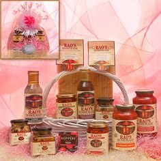 Rao's Specialty Foods is donating all of the proceeds from their In Support of Breast Cancer Awareness basket to The Cancer Institute at NYU Langone Medical Center.