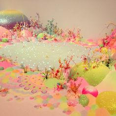 neon candyland