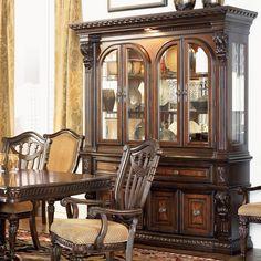 Beau Shop For The Fairmont Designs Grand Estates China Cabinet At Royal Furniture    Your Memphis, Nashville, Jackson, Birmingham Furniture U0026 Mattress Store