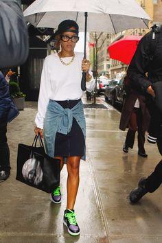androgynous street fashion - Google Search